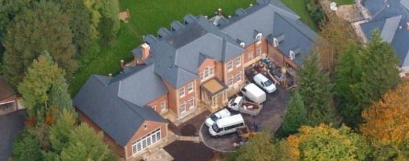 Menelusuri Rumah Mewah Keluarga Wayne Rooney