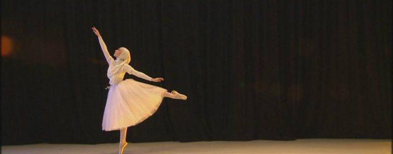 balet hijab